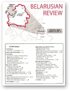 Belarusian Review, Volume 18, No. 4