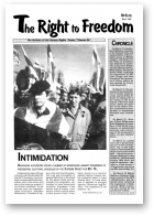 The Right of Freedom, 6 (30) 1999