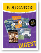 Educator, Digest 2006-2007