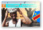 Welcome ў Беларусь, 21.07.2019