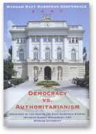 Democracy vs. Authoritarism