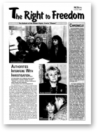 The Right of Freedom, 24 (72) 2000
